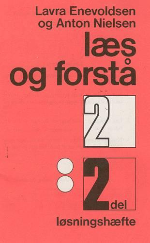Image of Læs og forstå 2, 2 Løsningshæfte (Bog)