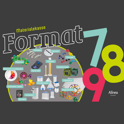 Image of Format 7.9, Materialekasse (Bog)