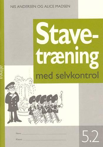 Stavetræning med selvkontrol, 5-2 (Bog)