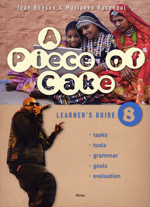 A Piece of Cake 8, Learners Guide (Bog)