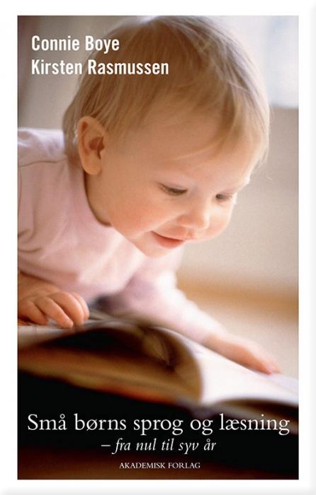 Små børns sprog og læsning (Bog)