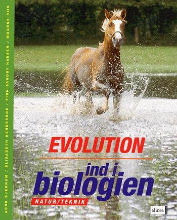 Image of Ind i biologien, 6.kl. Evolution (Bog)
