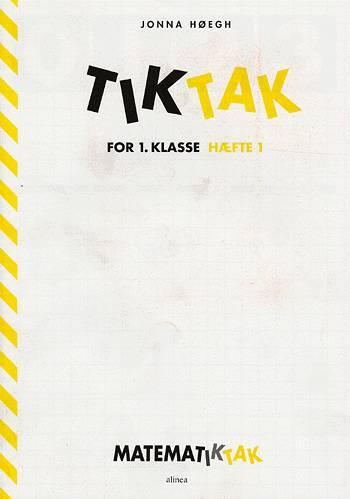 Image of   Matematik-Tak 1.kl. Tik-Tak 1 (Bog)