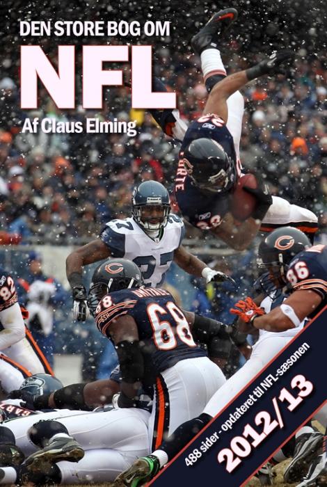 Image of   Den store bog om NFL (Bog)