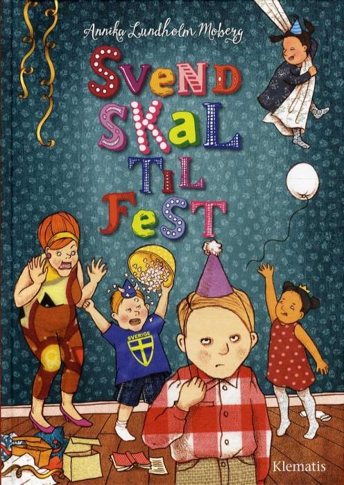 Image of Svend skal til fest (Bog)