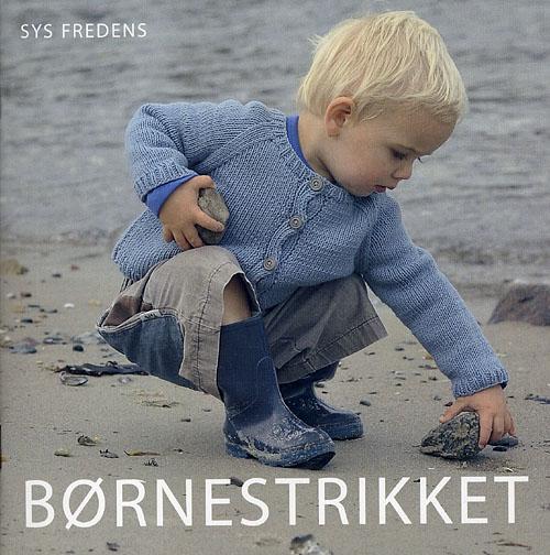 Image of   Børnestrikket (Bog)