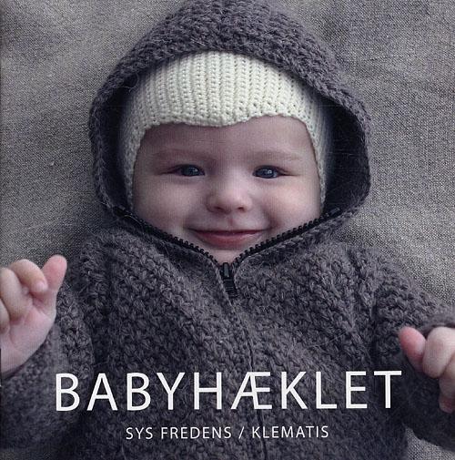 Image of   Babyhæklet (Bog)
