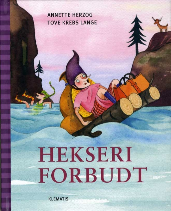 Image of Hekseri forbudt (Bog)