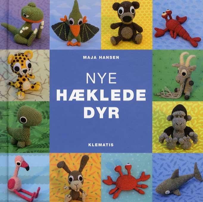 Image of   Nye hæklede dyr (Bog)