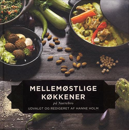 Mellemøstlige køkkener på Nørrebro (Bog)