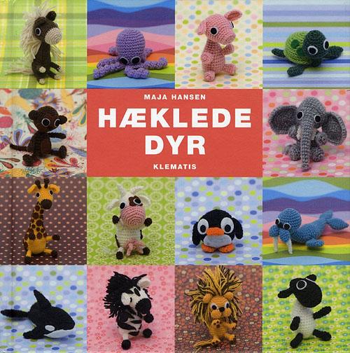 Image of   Hæklede dyr (Bog)