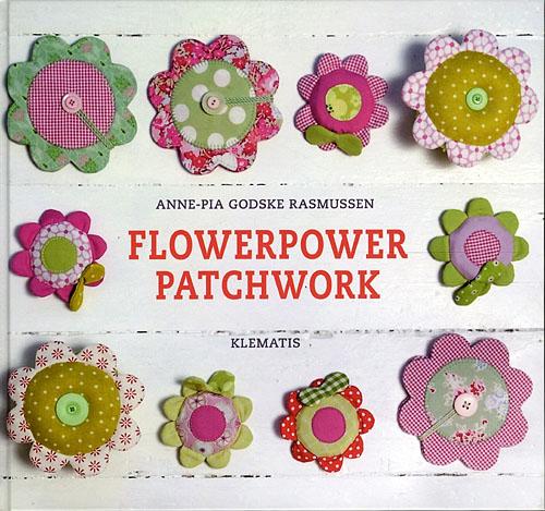 Image of Flowerpower-patchwork (Bog)
