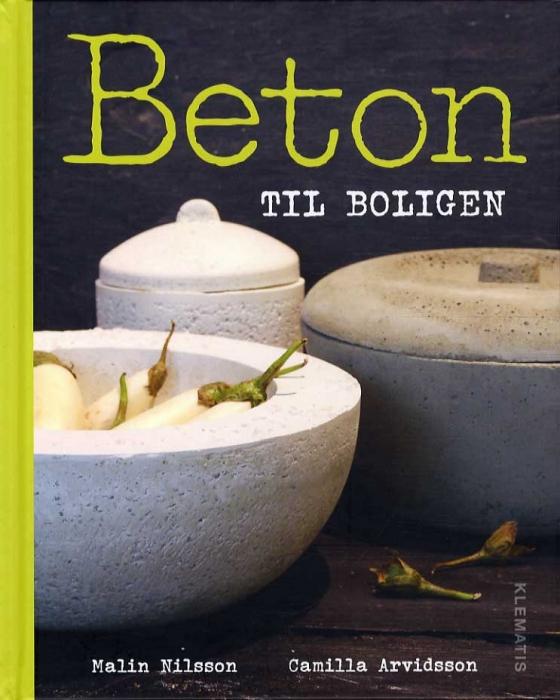 Image of   Beton til boligen (Bog)
