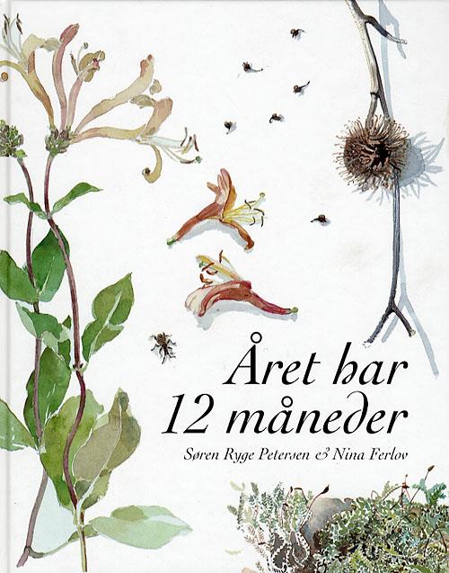 Image of   Året har 12 måneder (Bog)
