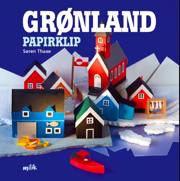 Image of   Grønland papirklip (Bog)