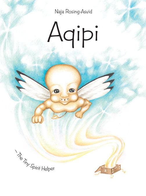 Image of   Aqipi - The Tiny Spirit Helper (Bog)