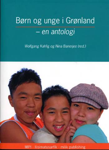 Børn og unge i Grønland (Bog)