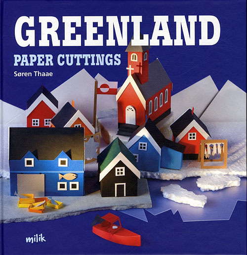 Image of   Greenland papercuttings (Bog)
