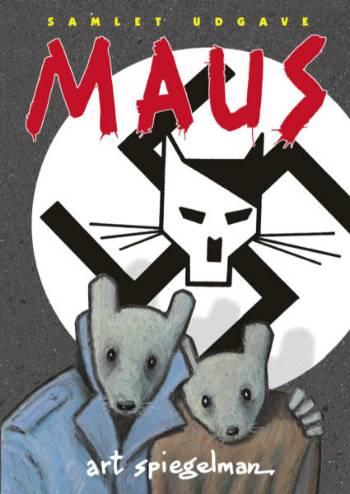 Image of Maus (Bog)
