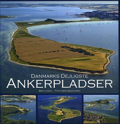 Image of   Danmarks dejligste ankerpladser (Bog)