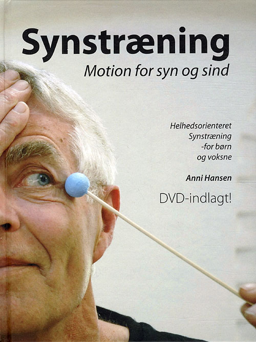 Image of Synstræning, motion for syn og sind - incl.DVD (Bog)