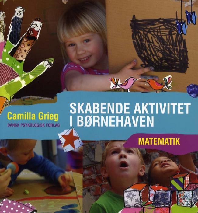 Skabende aktivitet i børnehaven - Matematik
