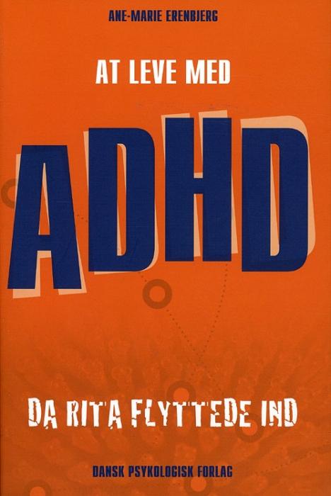 Image of At leve med ADHD (Bog)
