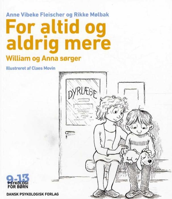 Image of For altid og aldrig mere (Bog)