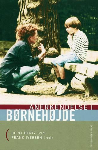Image of   Anerkendelse i børnehøjde (Bog)