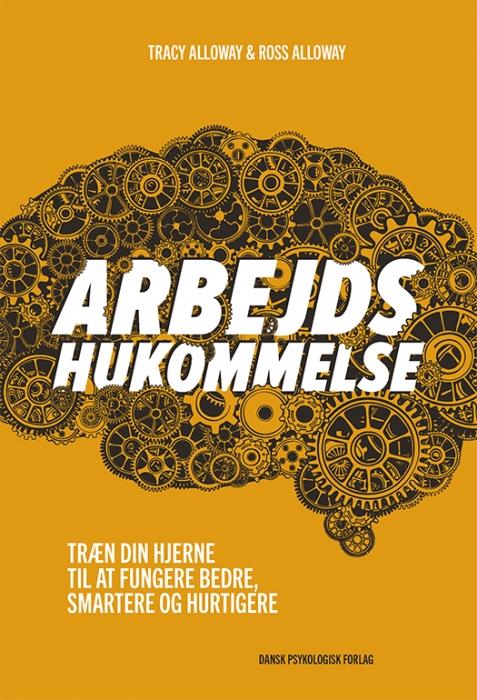 Image of   Arbejdshukommelse (Bog)