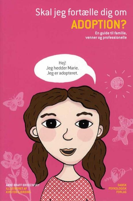 Image of Skal jeg fortælle dig om adoption? (Bog)