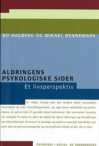 Image of   Aldringens psykologiske sider (Bog)