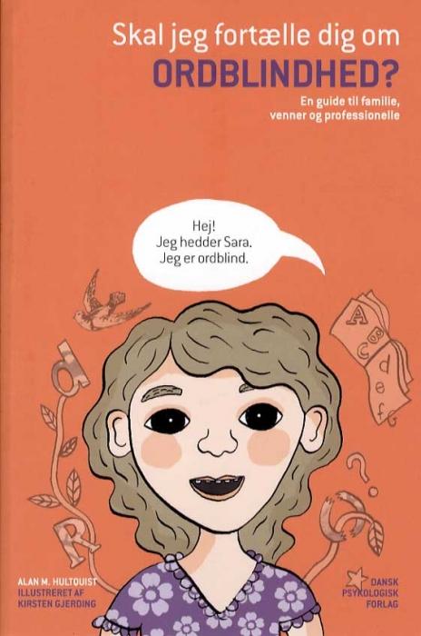 Image of Skal jeg fortælle dig om ordblindhed? (Bog)