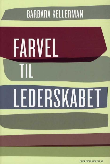 Image of Farvel til lederskabet (Bog)