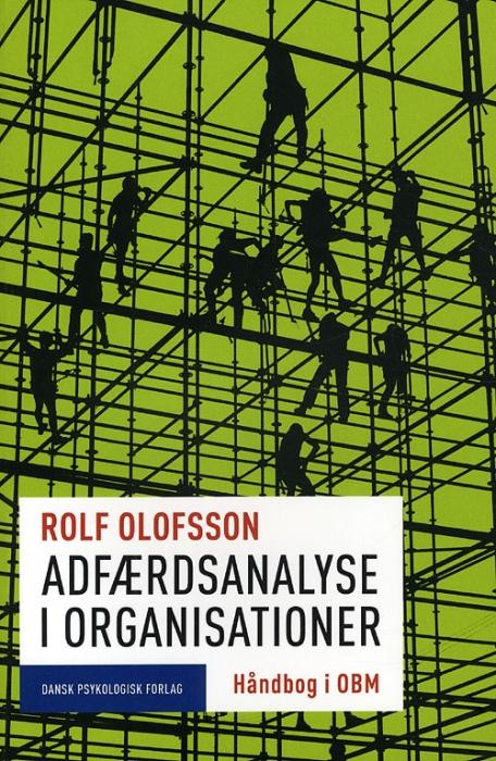 Image of   Adfærdsanalyse i organisationer (Bog)