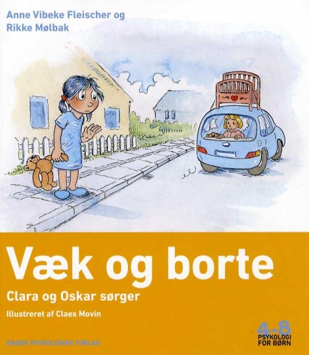 Image of Væk og borte (Bog)