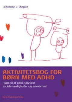 Image of   Aktivitetsbog for børn med ADHD (Bog)