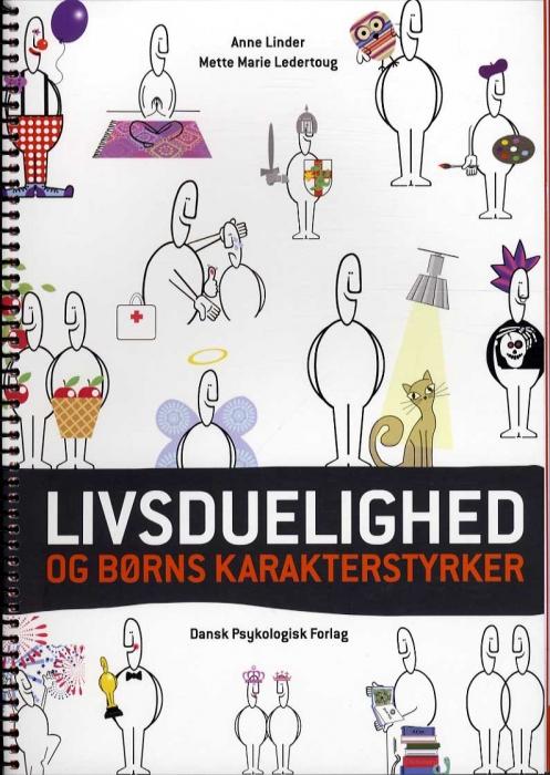 Image of Livsduelighed og børns karakterstyrker (Bog)