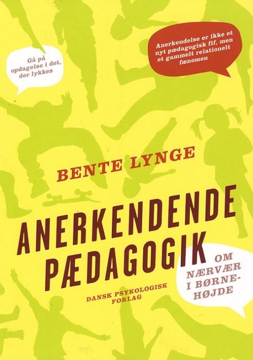 Image of   Anerkendende pædagogik (Bog)