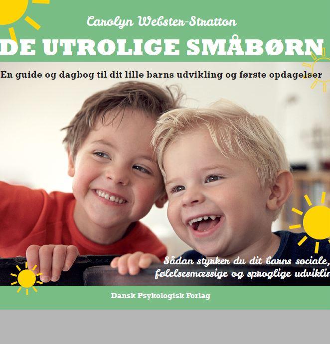 De utrolige småbørn (Bog)