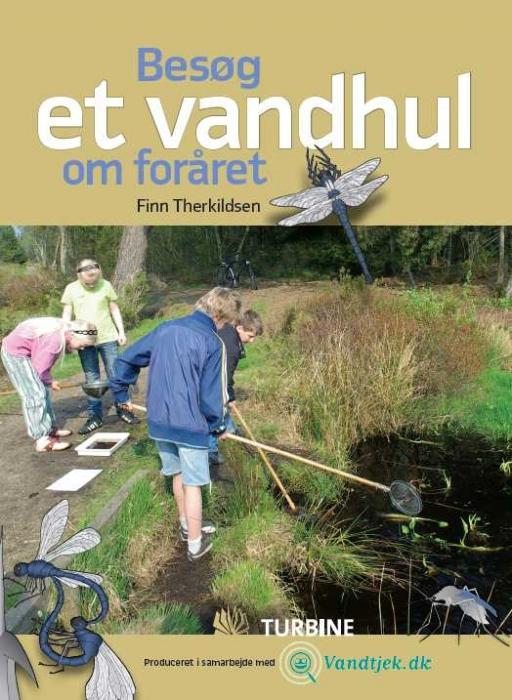 Image of   Besøg et vandhul om foråret (Bog)