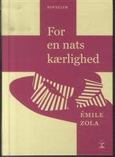 Image of For en nats kærlighed (Bog)