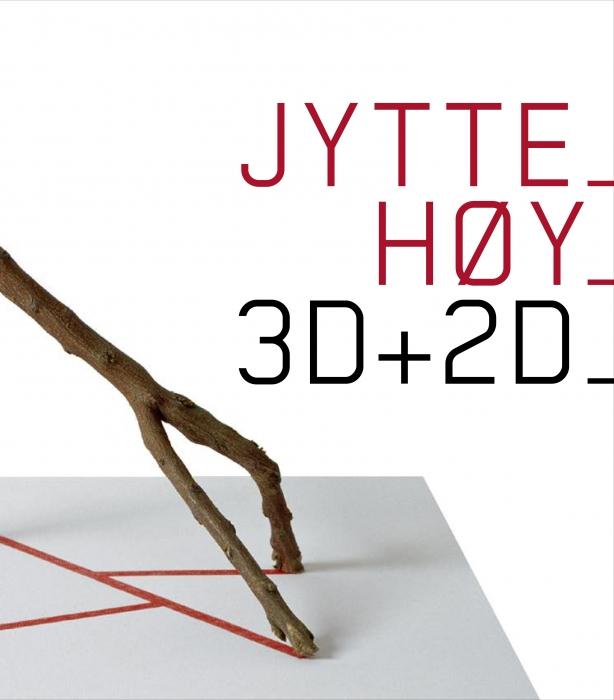 Image of   3D+2D. Dansk (Bog)