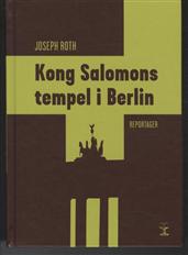 Kong Salomons tempel i Berlin (Bog)