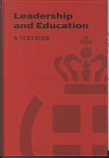 Leadership and Education (Bog)