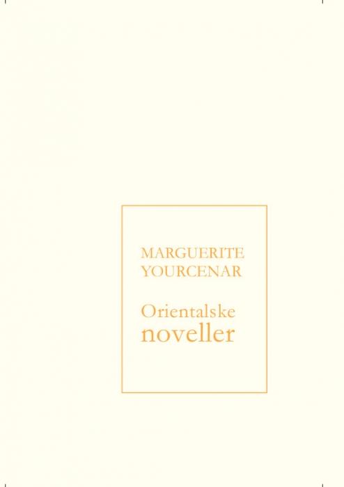 Orientalske noveller (Bog)
