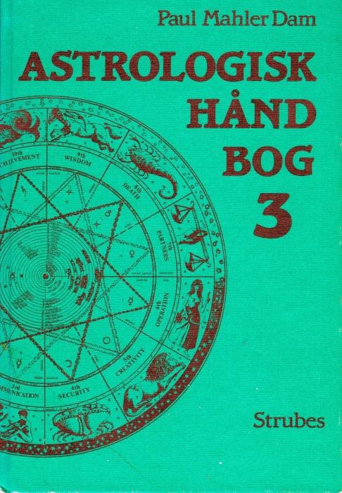 Image of   Astrologisk Håndbog 3 (Bog)