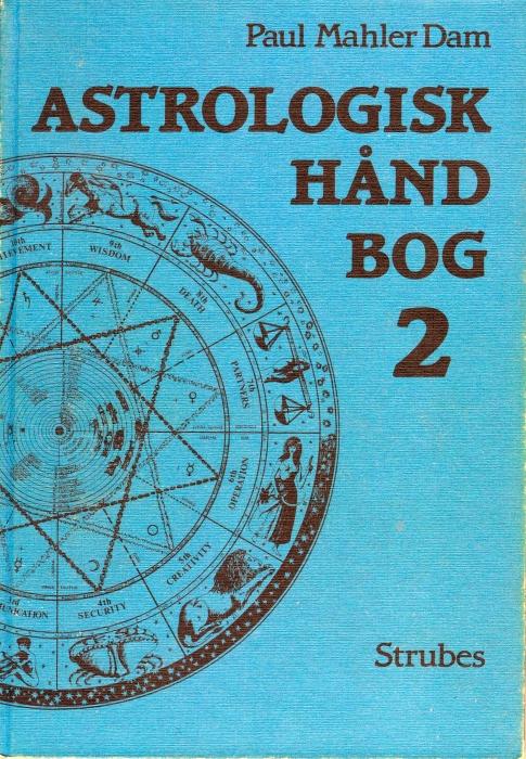 Image of   Astrologisk Håndbog 2 (Bog)