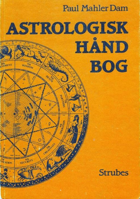 Image of   Astrologisk Håndbog (Bog)
