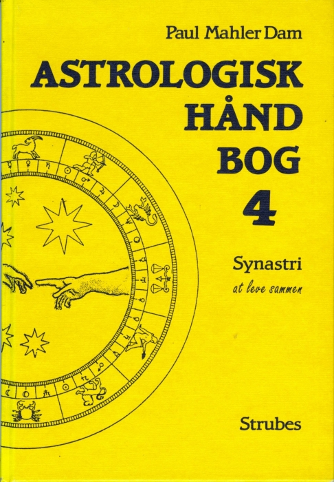 Image of   Astrologisk Håndbog 4 (Bog)